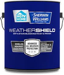 our products weathershield exterior paint u0026 primer hgtv home