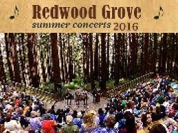 Uc Berkeley Botanical Gardens Jun 30 Summer Concerts In Redwood Grove Uc Berkeley Botanical