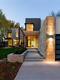 Contemporary Exterior Design Photos - Exterior modern home design