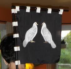 How To Sew A Flag Making A 16th Century Japanese Sashimono Flag Medieval Stuff