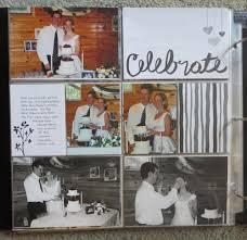 Project Life Wedding Album 58 Best Project Life Wedding Images On Pinterest Scrapbooking