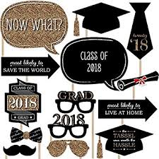 picture props chalkboard graduation photo booth props 8pc kitchen