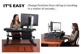 sit and stand desk converter g pack pro desktop standing desk converter ergonomic desk