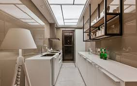 hanging kitchen cabinets and suspension interior design
