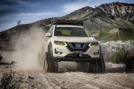 Nissan Rogue In Snow - the nissan rogue trail warrior project is equipped with tank