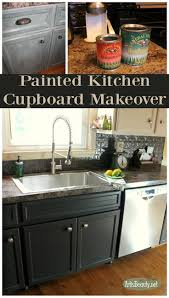 kitchen cupboard makeover ideas painted cupboards has ecbbdeeecbcebf cupboard makeover