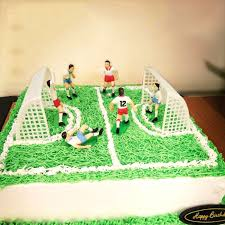 football cake soccer football cake topper set decorations birthday party cake