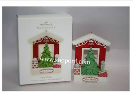hallmark 2009 new home ornament qxg6092