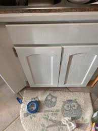 is nuvo cabinet paint nuvo celadon cove cabinet makeover paint kit