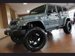 anvil jeep 2014 jeep wrangler unlimited sahara custom lift 4x4 for sale in