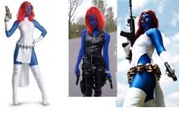 Mystique Halloween Costume 17 Images Halloween Decorations Ideas