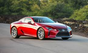 2018 lexus lc 500 new 2018 lexus lc 500 first drive review autonxt