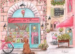 art ideas by debbie cerone tuscan murals more gelato florence