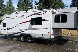 jayco ultra light travel trailers 2013 jayco jay feather ultra lite trailer rental in tacoma wa