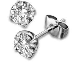 diamond earrings uk diamond stud earrings diamond heaven