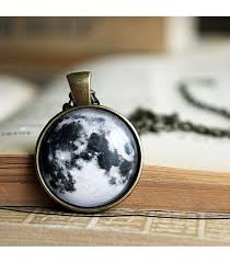 moon necklace images Full moon pendant moon necklace tiny robots jpg