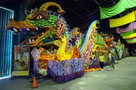 mardi gra floats tour a mardi gras museum in louisiana