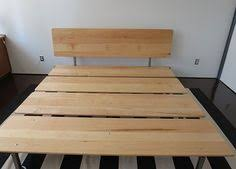 Platform Bed Frame Diy by King Size Bed Frame Diy Diy Furniture Pinterest King Size