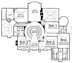 5 bedroom floor plans 1 story unique 1 2 story house plans