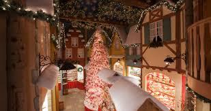 Magasin La Maison Boutique Käthe Wohlfahrt Alsace Féerie De Noël
