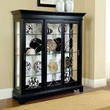 Wall Curio Cabinet With Glass Doors Curio Cabinet Curio Cabinets 8 China Curio Cabinets