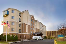 Bwi Airport Map Staybridge Suites Baltimore Bwi Airport U2013 Hotel In Baltimore
