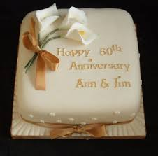 15 best cakes anniversary images on pinterest 60th anniversary