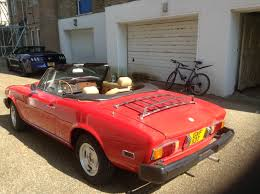 1978 Fiat 124 Spider Being Auctioned At Barons Auctions