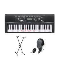 yamaha keyboard lighted keys yamaha ez 220 premium 61 lighted keys portable keyboard package with