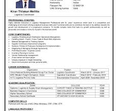 Supply Chain Project Manager Resume by Operations Coordinator Resume Construction Project Manager Resume