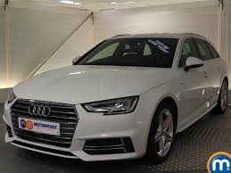 audi a4 modified used audi a4 white for sale motors co uk