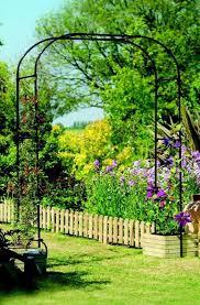 Trellis Arches Garden Diy Garden Ideas Garden Arch And Bench Ideas For An Organized