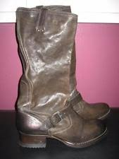s frye boots size 9 frye martina engineer s boots 76915 size 9 400