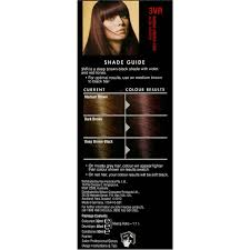 brown cherry hair color john frieda precision foam 3vr deep cherry brown each woolworths