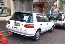 toyota corolla hatchback 1991 file 1991 toyota corolla ae93 sx 5 door hatchback 2012 02 11