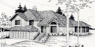 Split Level Homes Plans Split Level House Plans House Plans For Sloping Lots 3 Bedroom
