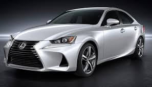 lexus silver 2017 a visual comparison between the 2017 lexus is and its predecessor