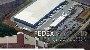 Fedex Ground Map Fedex Ground Distribution Package Industrial 10800 S Reitz