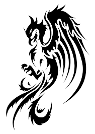 phoenix tattoo vector by thiagobreis on deviantart