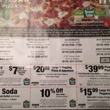 round table pizza ontario round table coupon code may 2018 zo skin care coupons