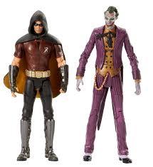 amazon com batman legacy arkham city robin and the joker