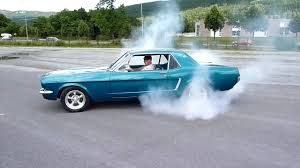 twilight blue mustang 1965 ford mustang burnout m2ts