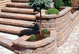 miscellaneous retaining wall coping blocks retaining wall blocks