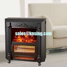 Fireplace Electric Heater Mobile Fireplaces Electric Heater Fire Log Electric Stove Sf 1424