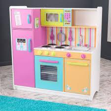 Kidkraft Racecar Bookcase Deluxe Big And Bright Kitchen