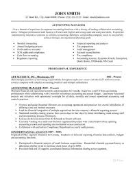 accounting resume template accounting resume sample word document