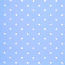 powder blue dotty powder blue oilcloth