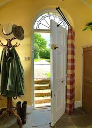 Entry Door Curtains Let S Examine Wonderful Ideas Front Door Curtains New Furniture