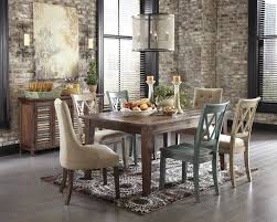 dining room dining room chairs set of 6 leather dining room