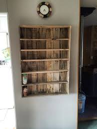 Best Spice Rack With Spices Pallet Spice Rack Pallets Pallet Projects And Pallet Spice Rack